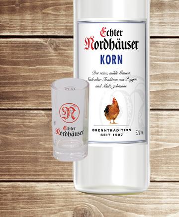 Korn & Stamper Geschenkset