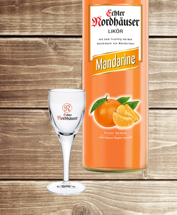 Mandarine & Fruchtige-Gläser Geschenkset