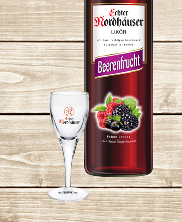 Beerenfrucht & Fruchtige-Gläser Geschenkset