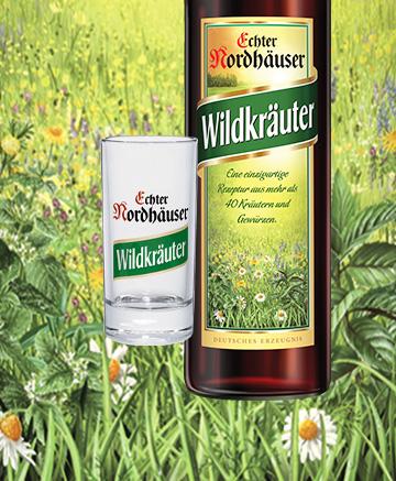 Wildkräuter & Stamper Geschenkset