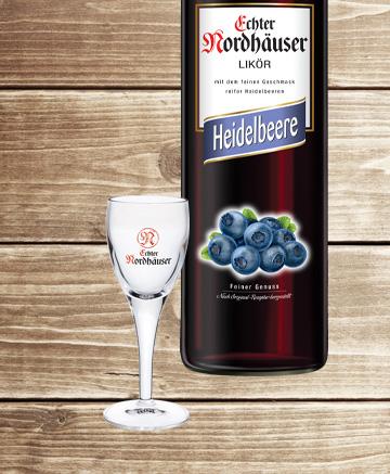Heidelbeere & Fruchtige-Gläser Geschenkset