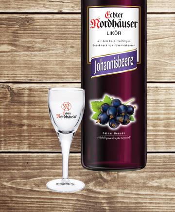 Johannisbeere & Fruchtige-Gläser Geschenkset