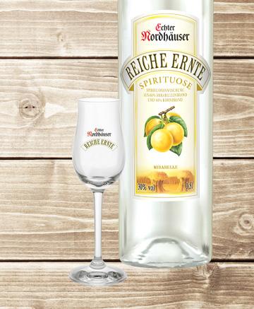 Mirabelle & Glas Geschenkset
