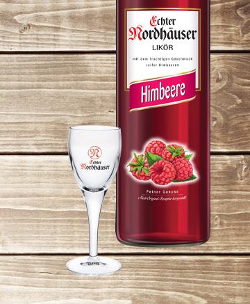 Himbeere & Fruchtige-Gläser Geschenkset